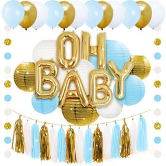 Baby Shower - Oh Baby Theme