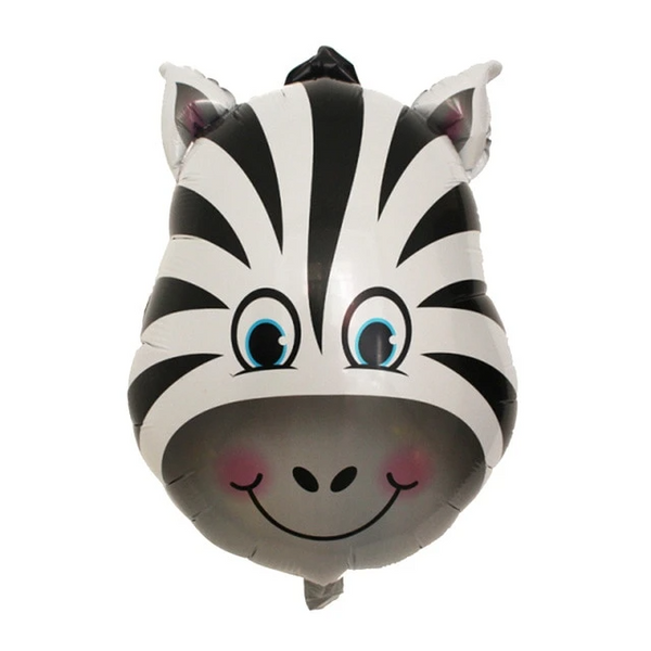 Zebra  Balloon - spreeparty