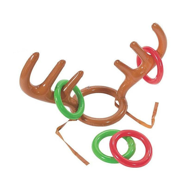 Inflatable Deer Ferrule Game - spreeparty