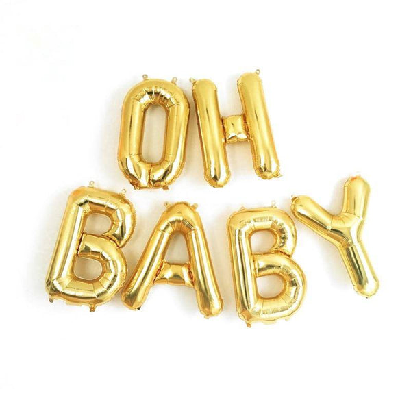 Baby Shower - Oh Baby Theme - spreeparty