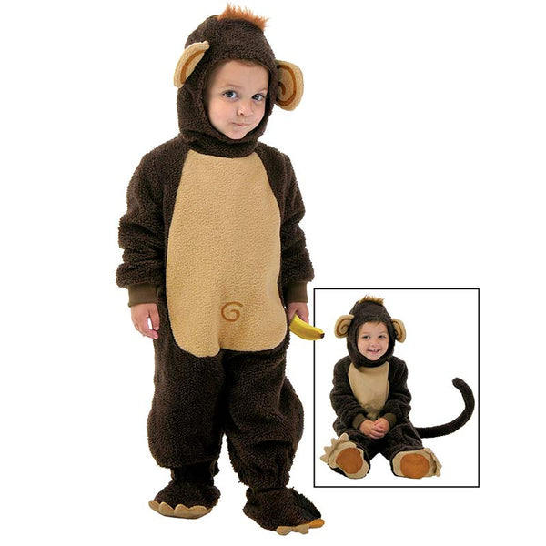 Toddler Monkey Costume - spreeparty
