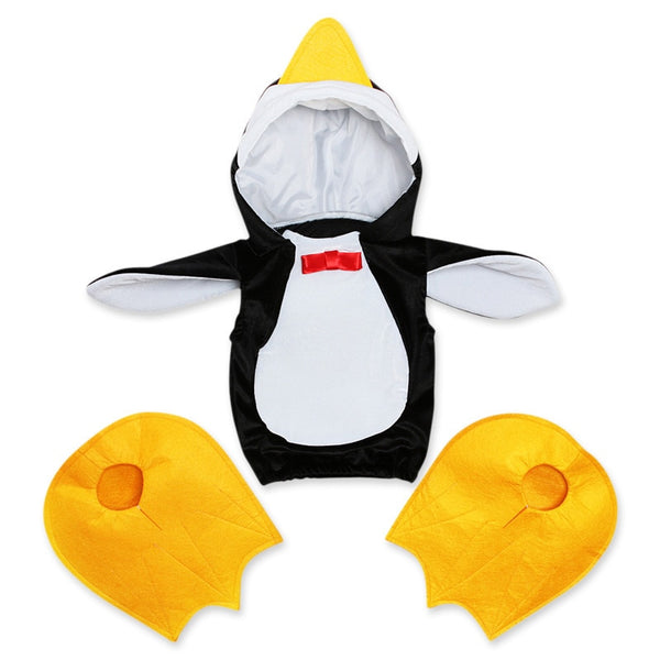 Penguin Baby Jumpsuit Costumes - spreeparty