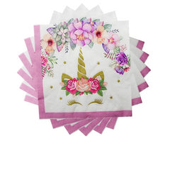Unicorn Paper Napkins