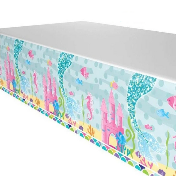 Mermaid Table cover - spreeparty