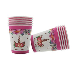 Unicorn Paper Cups
