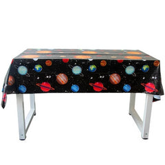 Solar System Outer Space Table cover