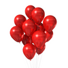 Red Ruby Latex Balloon - spreeparty