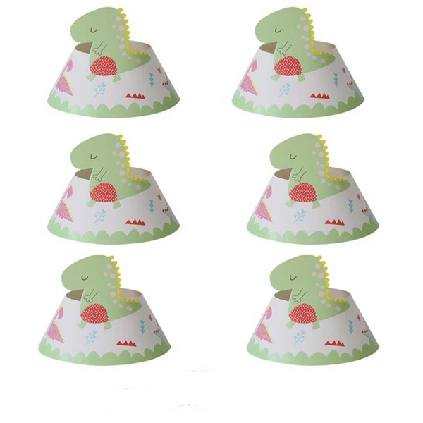 Cartoon Green Dinosaur Hat - spreeparty