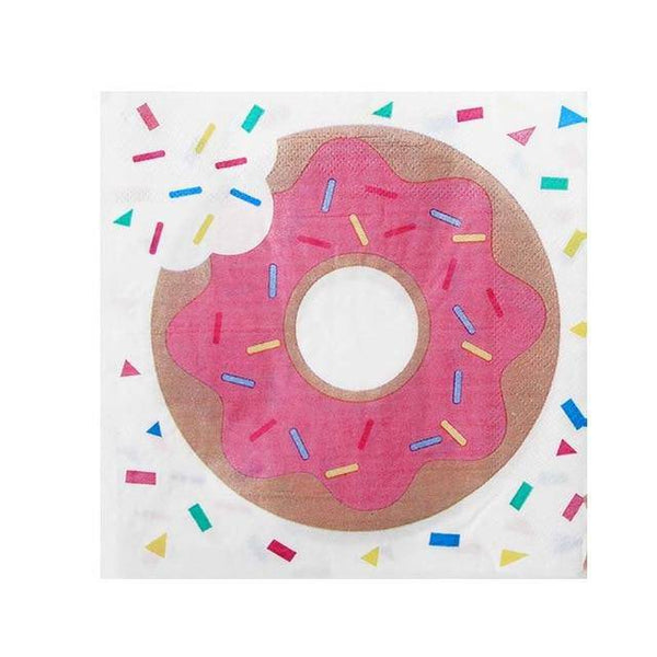 Dounts Napkins Paper - spreeparty
