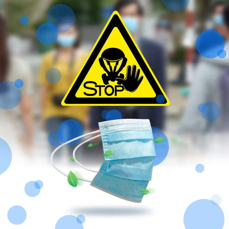 3PLY - Disposable Surgical Mask - (50pcs) - Free Shipping