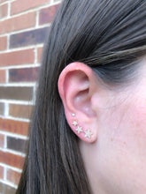 Load image into Gallery viewer, Star Crawler Earrings