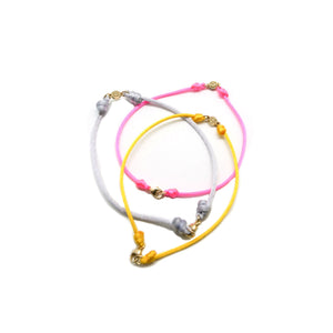 Suzy B x maryralph Mini SMILE Bracelet
