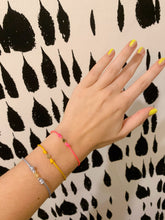 Load image into Gallery viewer, Suzy B x maryralph Mini SMILE Bracelet