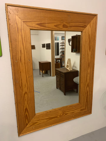Bleacher Board Mirror
