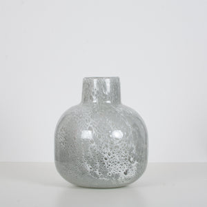 Vase- Marble Glass Bottle Liz Vase