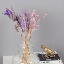 Load image into Gallery viewer, Posy - Milka lilac Bunny Tails, Phalaris & mini pampas