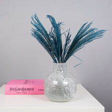 Load image into Gallery viewer, Fluffy Mini Pampas Grass - Blue
