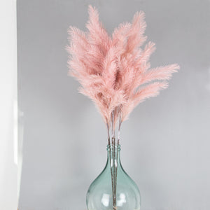 Pampas Grass Faux Pale Pink