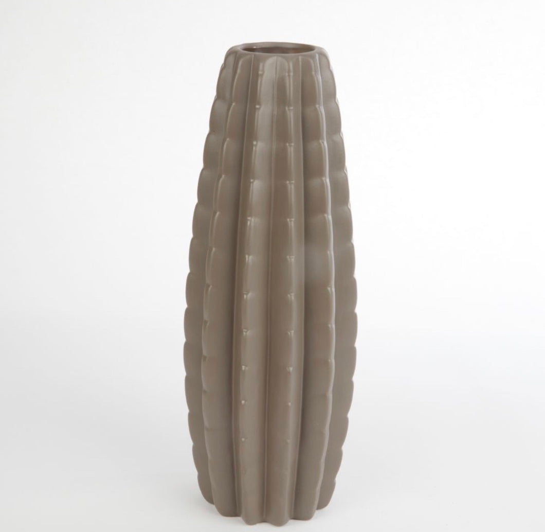 Vase Cactus Ceramic - Tall