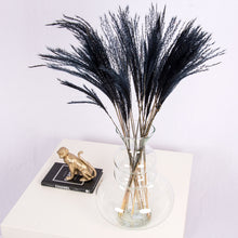 Load image into Gallery viewer, Fluffy Mini Pampas Grass - Black