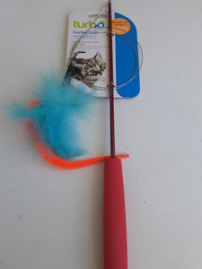 Jouet pour chat/cat toy turbo tail