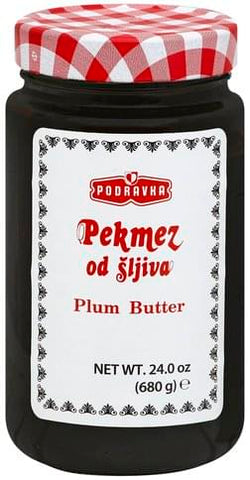 Podravka Plum Butter Product of Croacia 29.9 oz