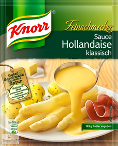 Knorr Hollandaise Sauce Klassisch Product of Germany 35 g
