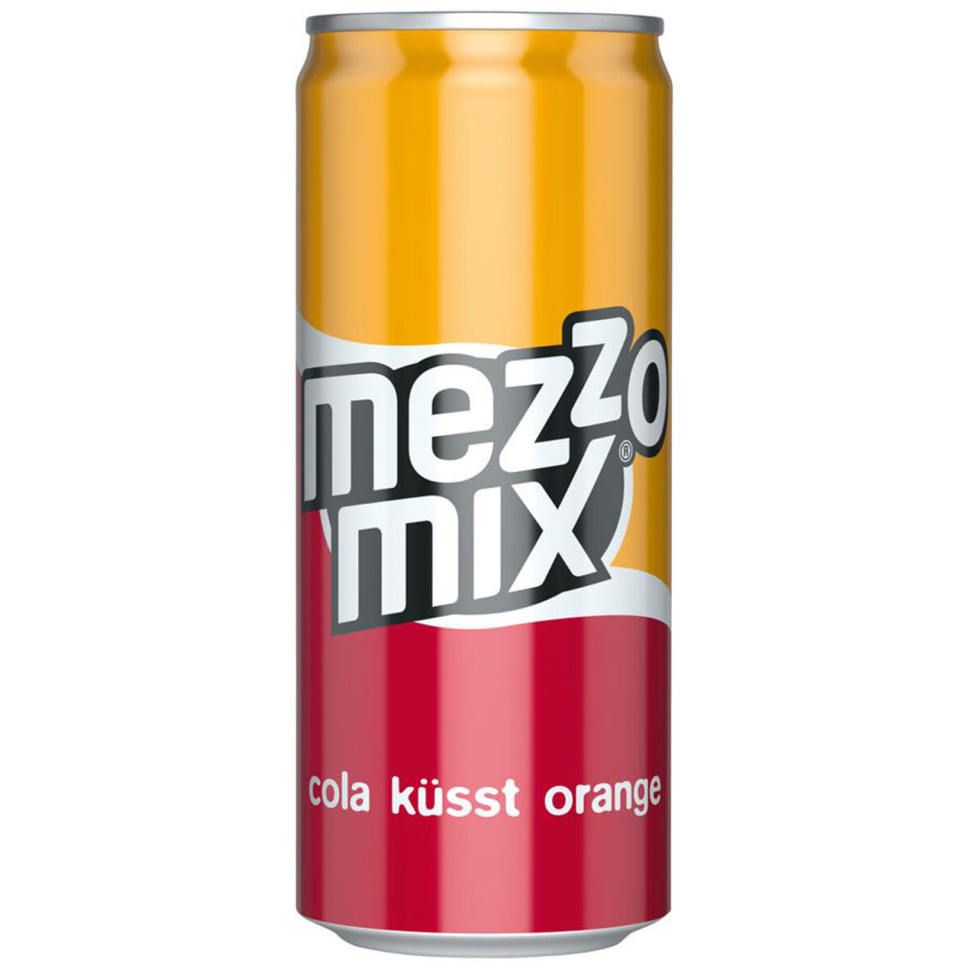 Mezzo Mix Cola Küsst Orange Product of Germany 330 ml