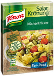 Knorr Salat Kronung Kuchenkrauter (Kitchen Herbs Salad Seasoning) Product of Germany 5 Per-Pack