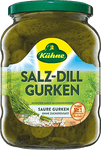 Kuhne Salt-Dill Gherkins Product of Germany 24.3 oz