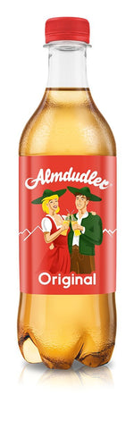 Almdudler Original Soda Product of Austria 16.91 oz