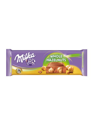 Milka Whole Hazelnuts Product of Austria 8.8 oz