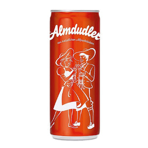 Almdudler Soda Can Product of Austria 11.2 oz