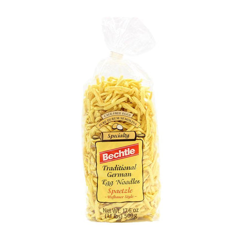 Bechtle Hofbauer Traditional German Egg Noodles Spaetzle 17.6 oz