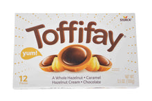 Load image into Gallery viewer, Storck Toffifay Hazelnut Caramel Chocolate 3.5 oz