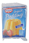 Dr. Oetker Original Pudding Vanille Geschmack (Vanilla Flavor) Product of Germany 4-Pack