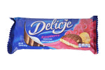 Delicje Raspberry European Biscuits Product of Poland 5.18 oz