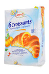 Dora 3 Croissants with Apricot Filling Product of Italy 6 Pieces