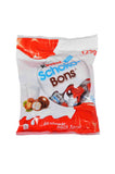 Kinder Schoko-Bons Chocolate Balls Filled with Milk Cream and Pieces of Hazelnut 125 g