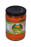Pycckuu Kpau Zucchini Paste Russian Style Product of Bulgaria 19 oz