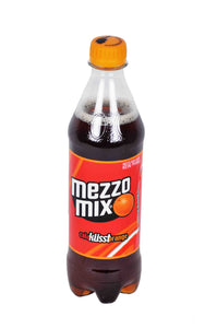 Mezzo Mix Cola küsst Orange Product of Germany 8.5 oz (500 ml)