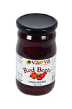 Vava Red Crunchy Sliced Red Beets Product of Macedonia 25.4 oz