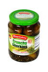 Hengstenberg All Natural Crunchy Gherkins Product of Germany 24.3 oz