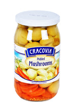 Load image into Gallery viewer, Cracovia Pickled Mushrooms Product of Poland 800 g
