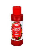 Load image into Gallery viewer, Hela Gewurz Scharf Curry Ketchup Product of Germany 348 g