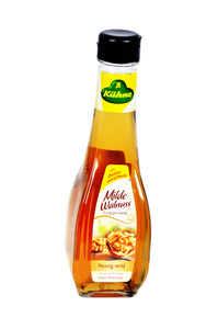 Kühne Milde Walnuss (Mild Walnut Vinegar) Product of Germany 8.45 oz