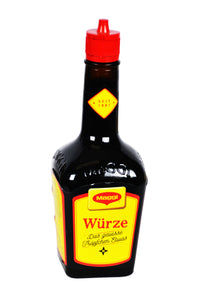 Maggi Würze Liquid Seasoning Product of Germany 250 g