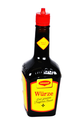 Maggi Würze Liquid Seasoning Product of Germany 1000 g