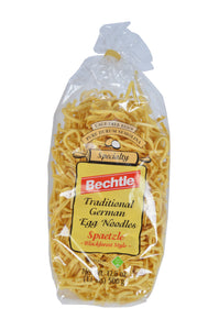Bechtle Traditional German Egg Noodles Spaetzle Blackforest Style Product of Germany 17.6 oz