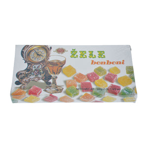 Zele Bonboni (Jelly Candy) Product of Macedonia 500 g